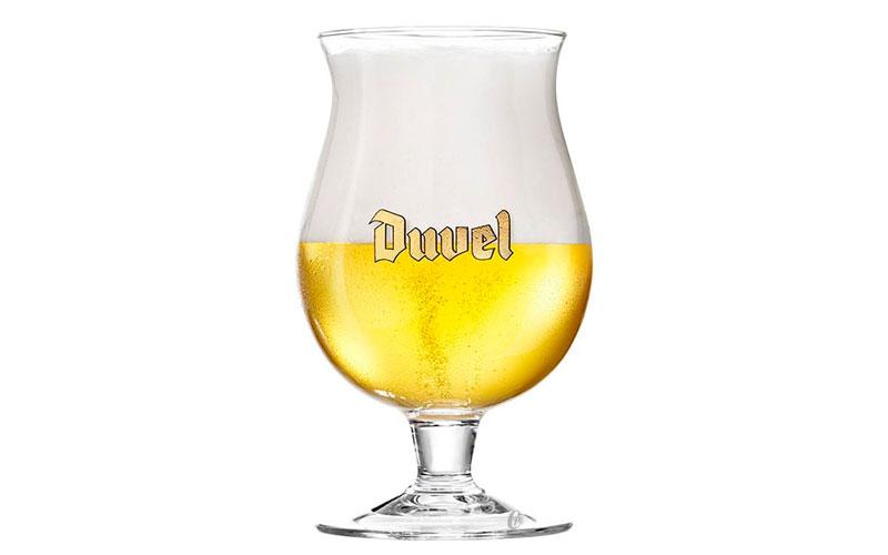 copos de cerveja - taça duvel