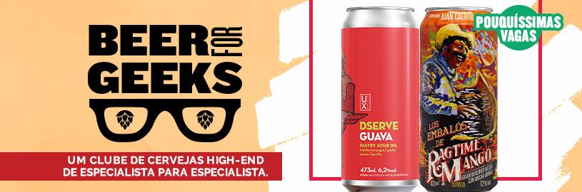 Beer for Geeks de dezembro