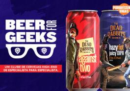 Beer for Geeks de fevereiro