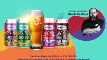 Beer Pack de fevereiro