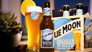 cerveja blue moon