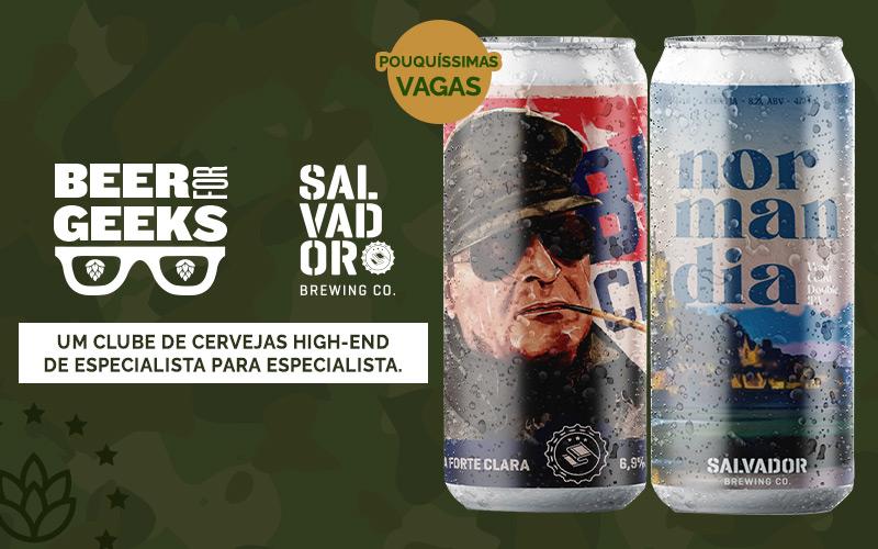 Salvador Brewing