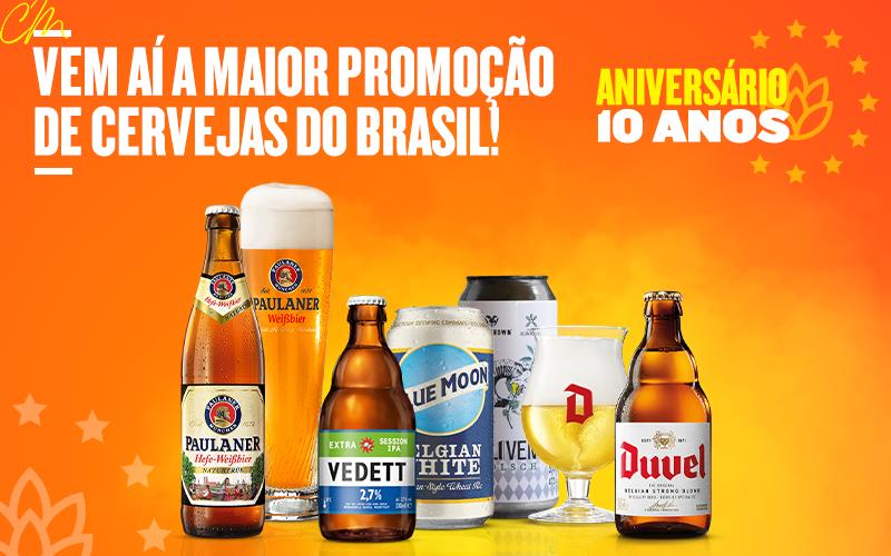 maior promoção de cervejas artesanais do Brasil
