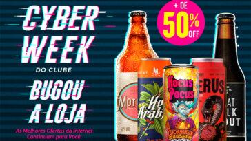 cyber week clube do malte