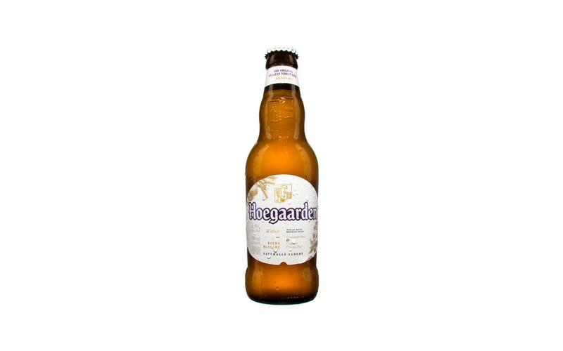 cerveja hoegaarden witbier