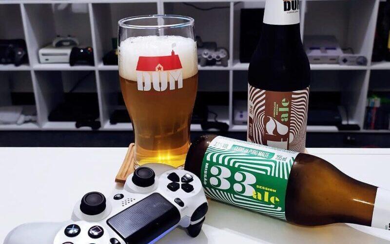 cervejeiro gamer